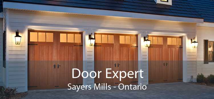 Door Expert Sayers Mills - Ontario