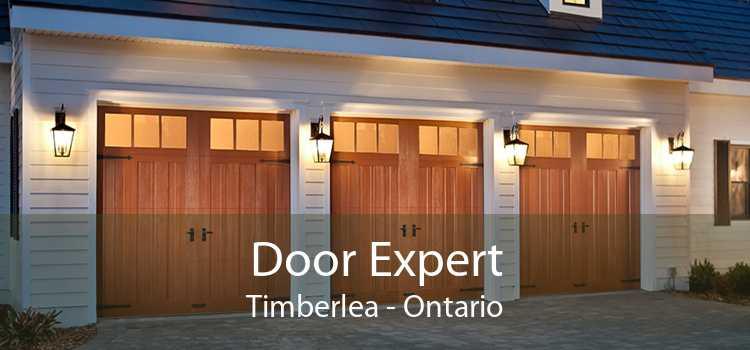 Door Expert Timberlea - Ontario