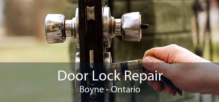 Door Lock Repair Boyne - Ontario