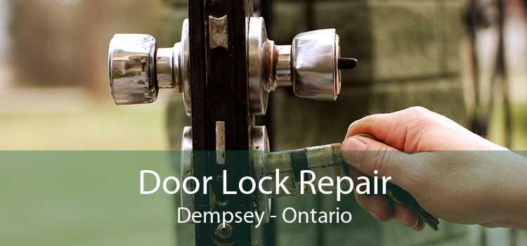 Door Lock Repair Dempsey - Ontario