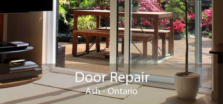 Door Repair Ash - Ontario