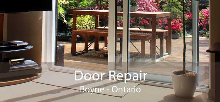 Door Repair Boyne - Ontario