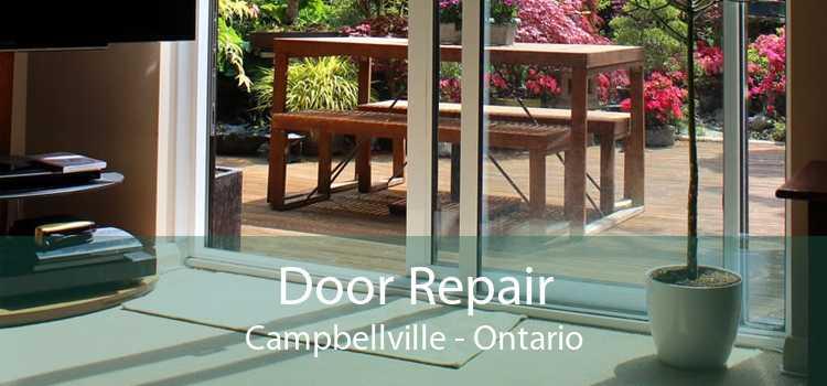 Door Repair Campbellville - Ontario