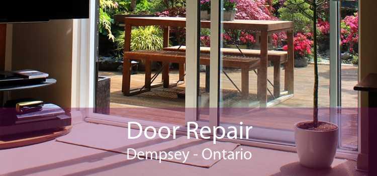 Door Repair Dempsey - Ontario