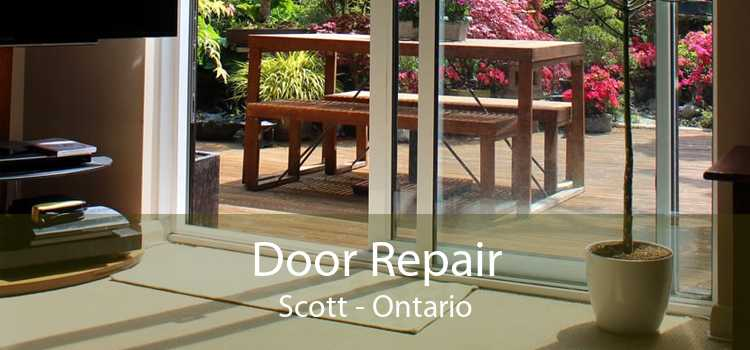 Door Repair Scott - Ontario
