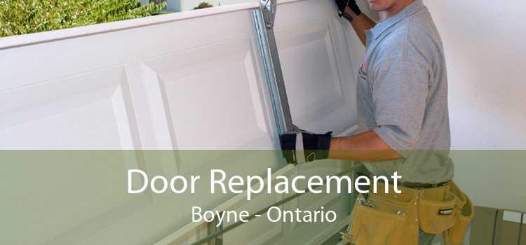 Door Replacement Boyne - Ontario
