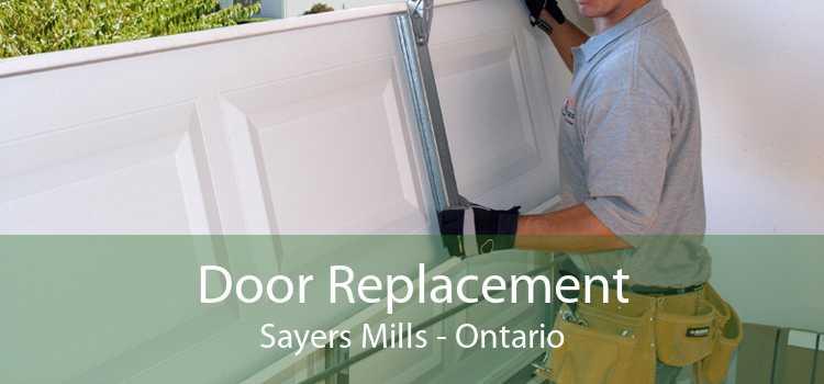 Door Replacement Sayers Mills - Ontario