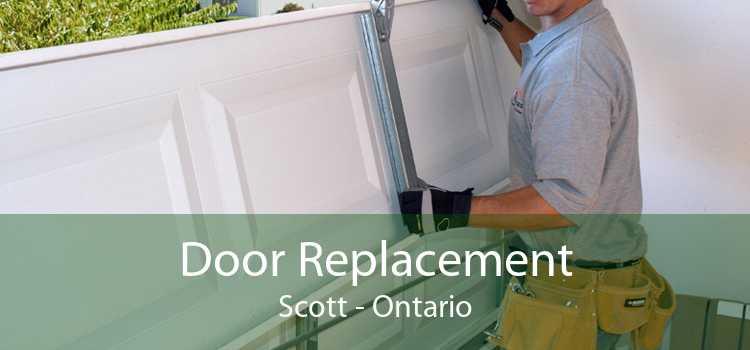 Door Replacement Scott - Ontario