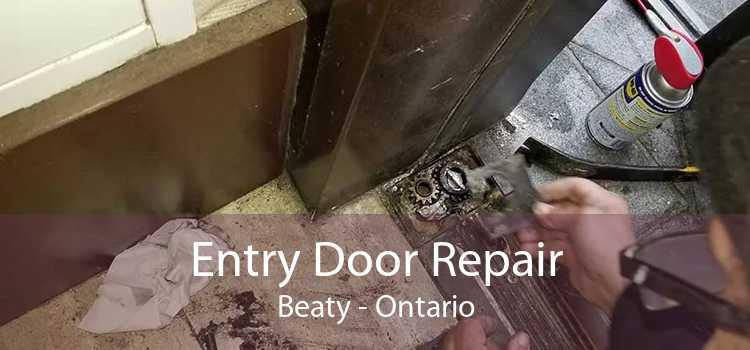 Entry Door Repair Beaty - Ontario