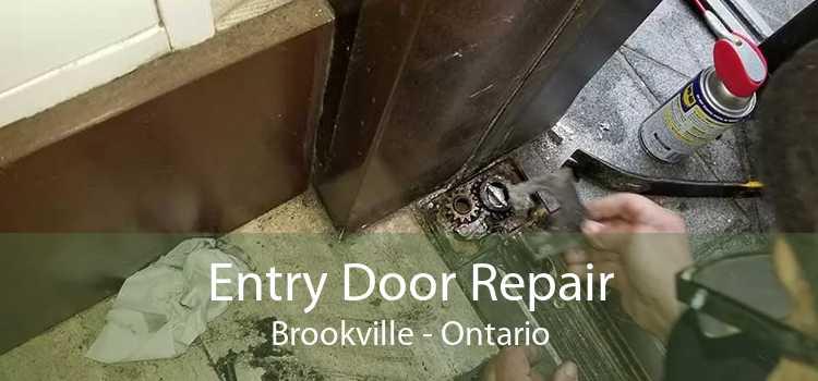 Entry Door Repair Brookville - Ontario