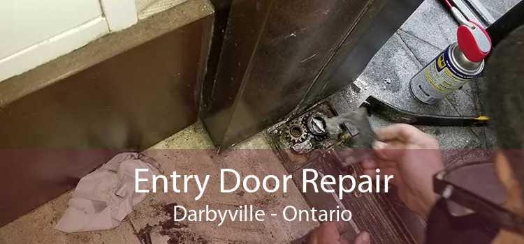 Entry Door Repair Darbyville - Ontario