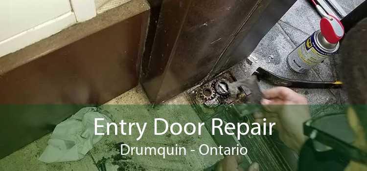 Entry Door Repair Drumquin - Ontario
