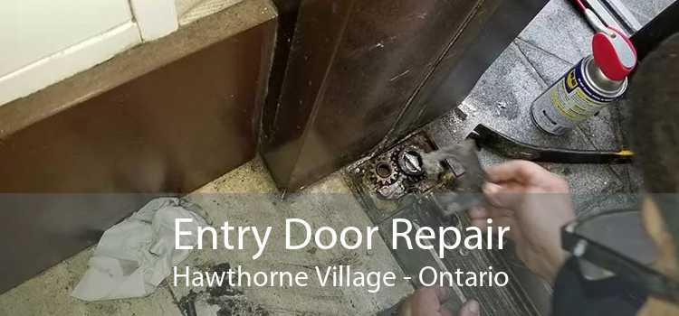 Entry Door Repair Hawthorne Village - Ontario