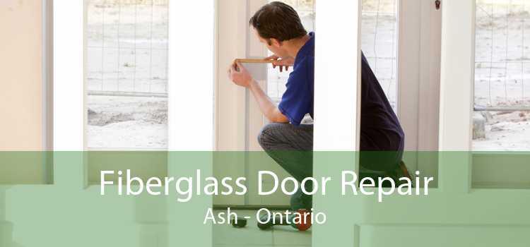 Fiberglass Door Repair Ash - Ontario
