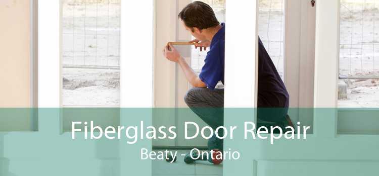 Fiberglass Door Repair Beaty - Ontario