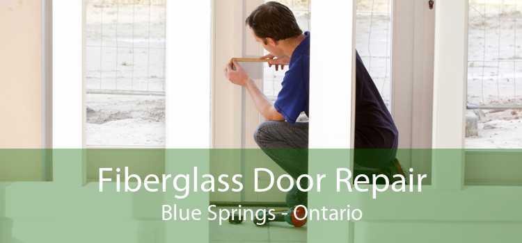 Fiberglass Door Repair Blue Springs - Ontario