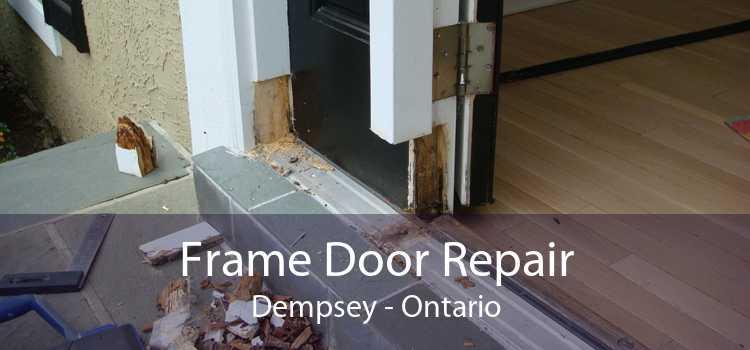 Frame Door Repair Dempsey - Ontario