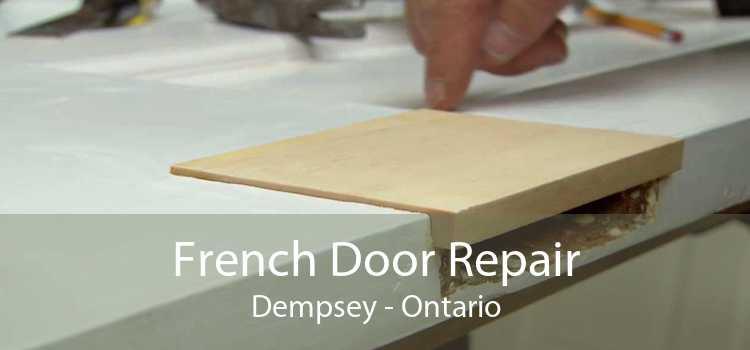 French Door Repair Dempsey - Ontario