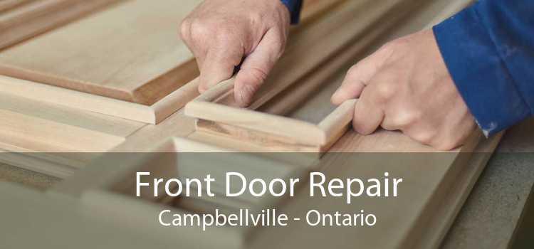 Front Door Repair Campbellville - Ontario