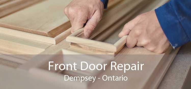 Front Door Repair Dempsey - Ontario