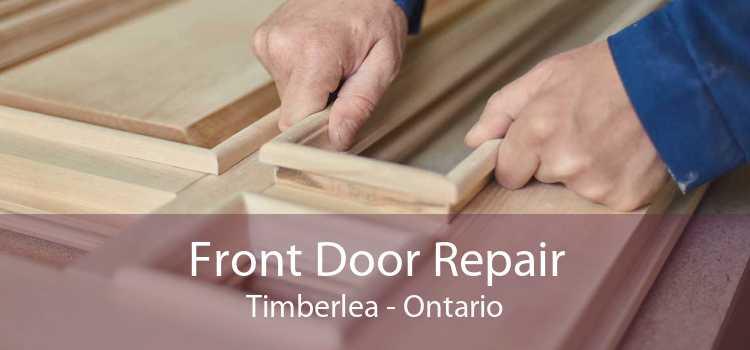 Front Door Repair Timberlea - Ontario