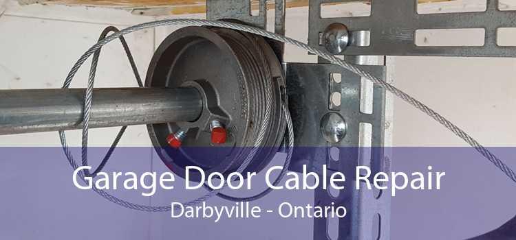 Garage Door Cable Repair Darbyville - Ontario
