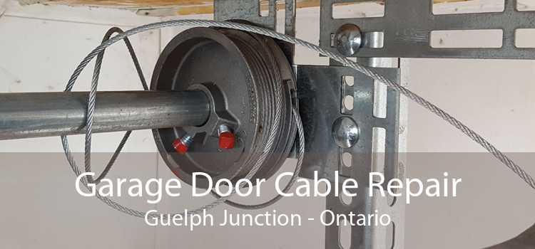 Garage Door Cable Repair Guelph Junction - Ontario