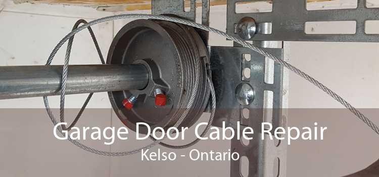 Garage Door Cable Repair Kelso - Ontario