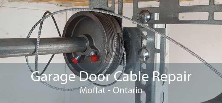 Garage Door Cable Repair Moffat - Ontario