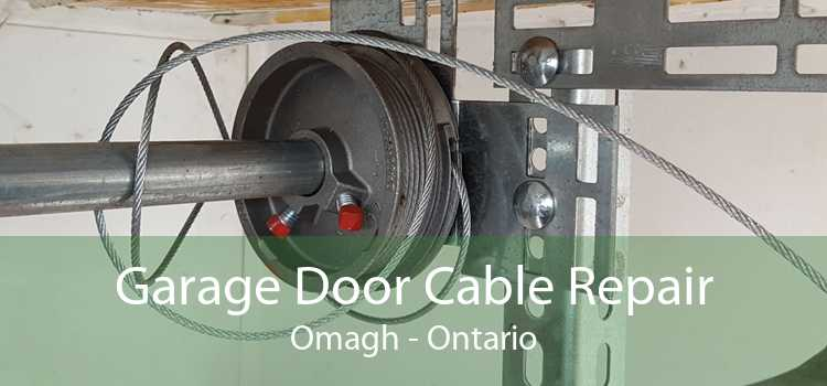 Garage Door Cable Repair Omagh - Ontario