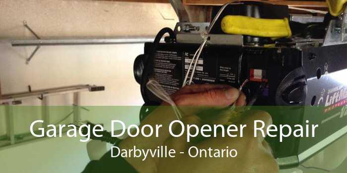 Garage Door Opener Repair Darbyville - Ontario