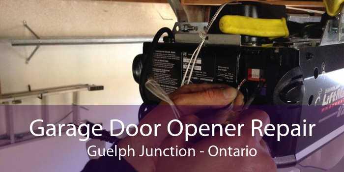 Garage Door Opener Repair Guelph Junction - Ontario