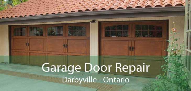 Garage Door Repair Darbyville - Ontario
