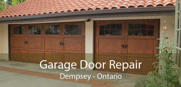 Garage Door Repair Dempsey - Ontario