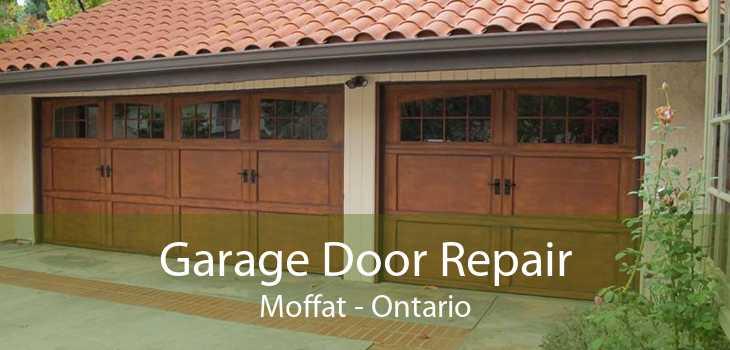 Garage Door Repair Moffat - Ontario