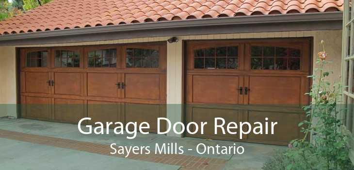 Garage Door Repair Sayers Mills - Ontario