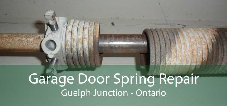 Garage Door Spring Repair Guelph Junction - Ontario