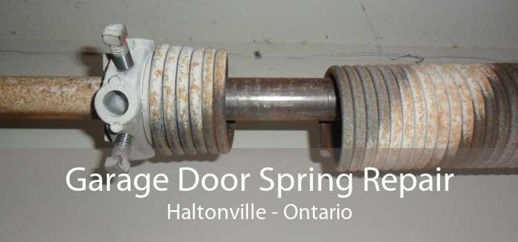 Garage Door Spring Repair Haltonville - Ontario