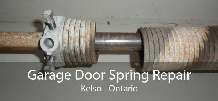 Garage Door Spring Repair Kelso - Ontario