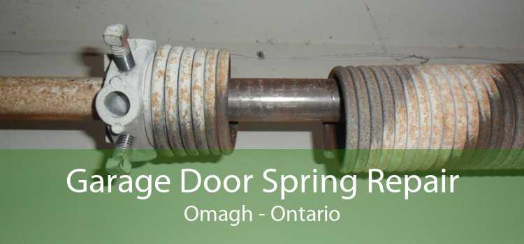Garage Door Spring Repair Omagh - Ontario
