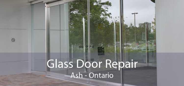 Glass Door Repair Ash - Ontario