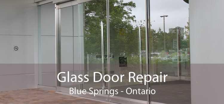 Glass Door Repair Blue Springs - Ontario