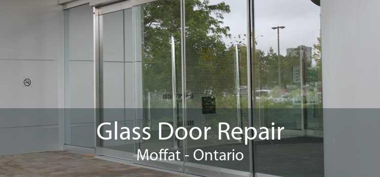 Glass Door Repair Moffat - Ontario