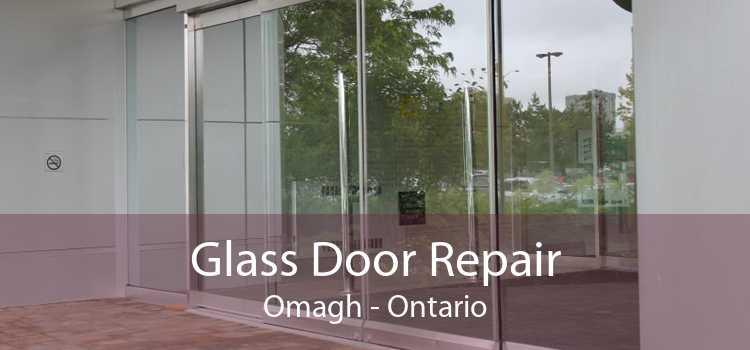 Glass Door Repair Omagh - Ontario
