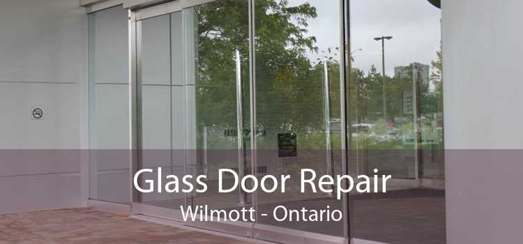 Glass Door Repair Wilmott - Ontario
