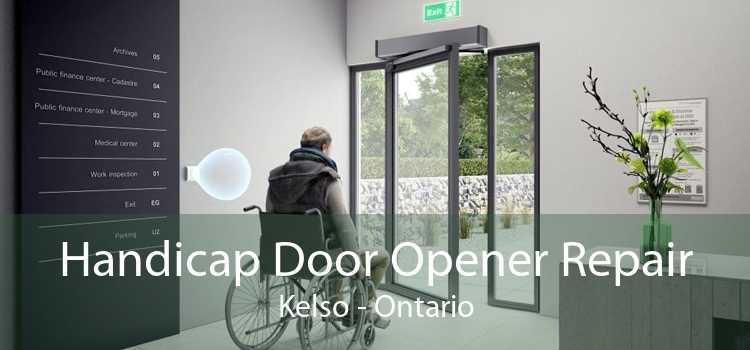 Handicap Door Opener Repair Kelso - Ontario