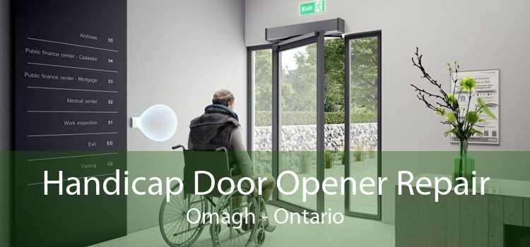 Handicap Door Opener Repair Omagh - Ontario