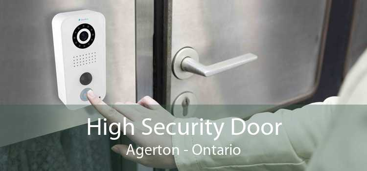 High Security Door Agerton - Ontario
