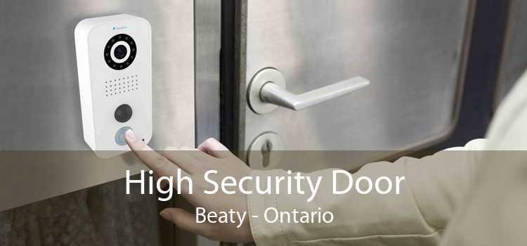 High Security Door Beaty - Ontario