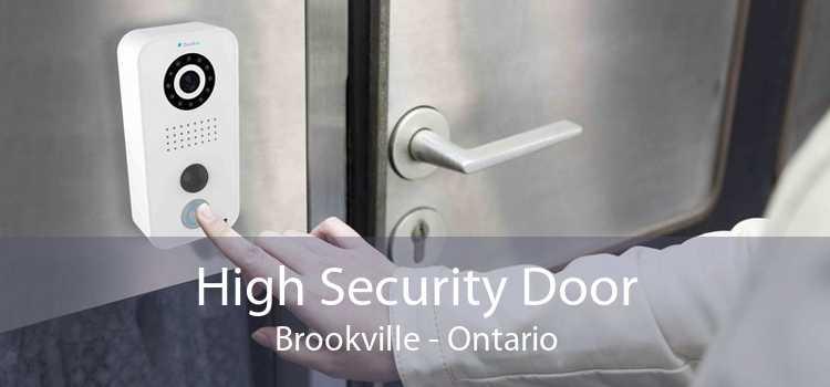 High Security Door Brookville - Ontario